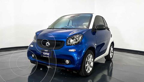 smart Fortwo Coupe usado (2016) color Azul precio $207,999