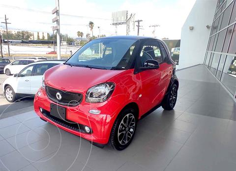 smart Fortwo Passion usado (2016) color Rojo precio $209,000