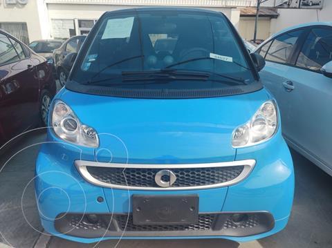 smart Fortwo Coupe Passion usado (2013) color Azul precio $125,000