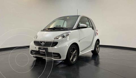 smart Fortwo Coupe usado (2016) color Plata precio $172,999