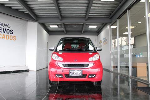 smart Fortwo Coupe Passion usado (2012) color Rojo precio $120,000