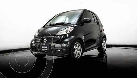 smart Fortwo Version usado (2014) color Negro precio $132,999