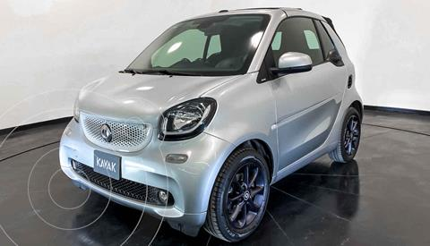 smart Fortwo Passion Convertible Aut. usado (2018) color Plata precio $272,999