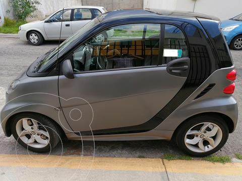 smart Fortwo Passion Turbo Aut. usado (2015) color Gris precio $145,000