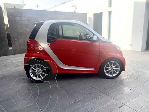 smart Fortwo Coupe Passion usado (2013) color Rojo precio $136,000