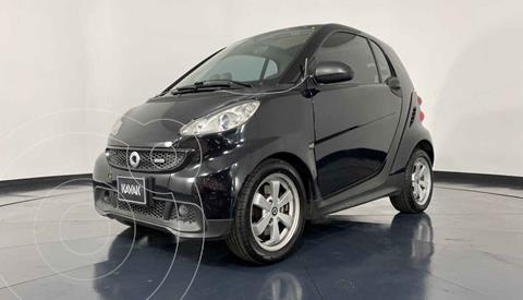 smart Fortwo Version usado (2013) color Negro precio $129,999