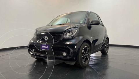 smart Fortwo Passion usado (2017) color Negro precio $279,999