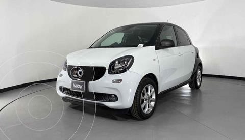 smart Fortwo Passion Turbo Aut. usado (2018) color Blanco precio $269,999