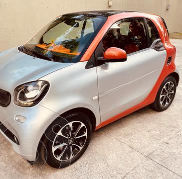 smart Fortwo Coupe Passion usado (2016) color Plata Metalizado precio $215,000