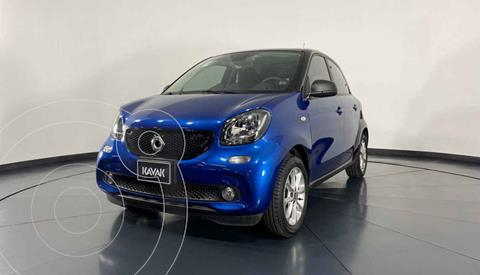 smart Fortwo Passion Turbo Aut. usado (2018) color Azul precio $272,999