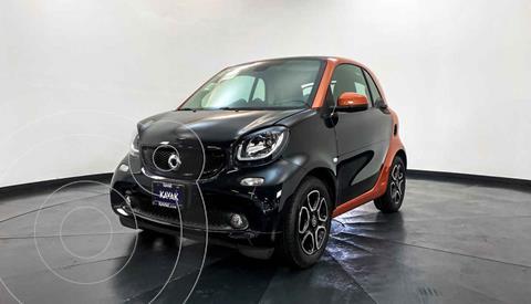 smart Fortwo Prime Turbo Aut. usado (2017) color Negro precio $257,999