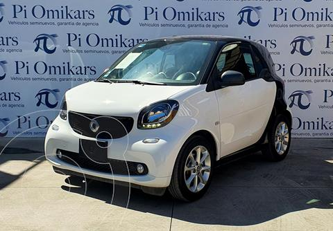 smart Fortwo Coupe Passion usado (2016) color Blanco precio $210,000