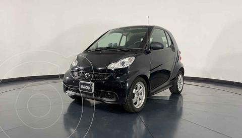 smart Fortwo Version usado (2013) color Negro precio $132,999