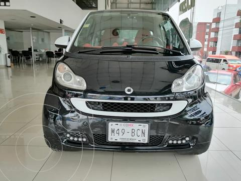 smart Fortwo Coupe Passion usado (2012) color Negro precio $130,000