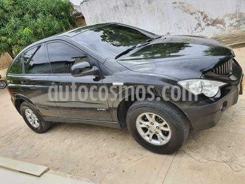 SsangYong Actyon 2.3L 4x2 Aut usado (2012) color Negro precio $28.000.000