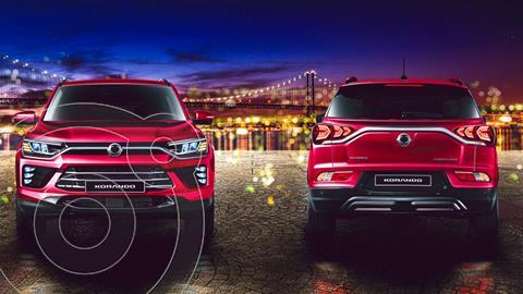SsangYong Korando 1.5L Medio 4x2  Aut nuevo color Rojo precio $18.790.000