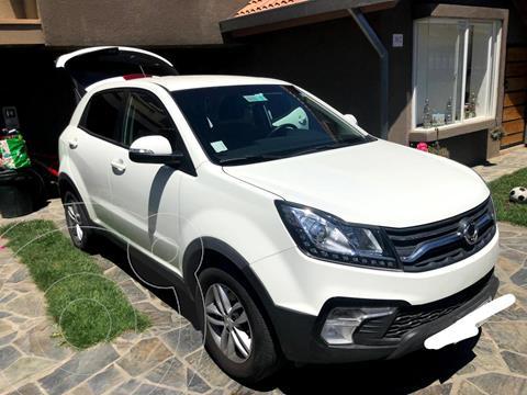 SsangYong Korando 2.2L Diesel Full 4x2  usado (2018) color Blanco precio $12.900.000