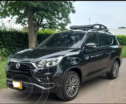 SsangYong Rexton G4 Elite 4x4 Aut  usado (2019) color Negro precio $130.000.000