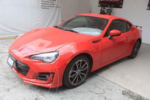 Subaru BRZ 2.0L usado (2019) color Rojo precio $435,000