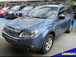 Foto venta Carro Usado Subaru Forester 2.0i X (2010) color Azul Marino precio $38.900.000