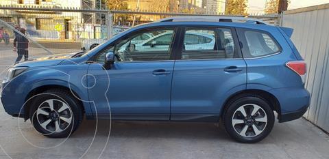 Subaru Forester 2.0i Diesel XS CVT usado (2018) color Azul precio $18.600.000