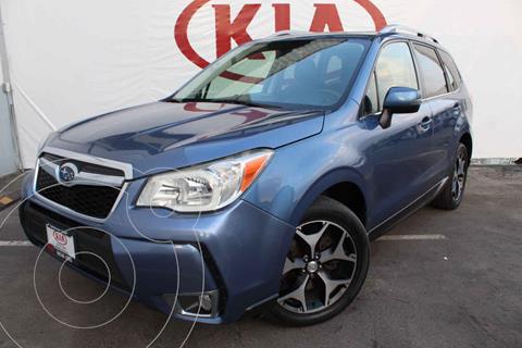 Subaru Forester XT usado (2015) color Azul precio $250,000