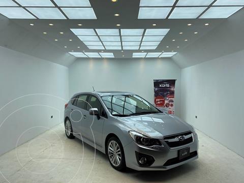 Subaru Impreza Sport 2.0i AWD Limited Aut  usado (2014) color Gris precio u$s12,500