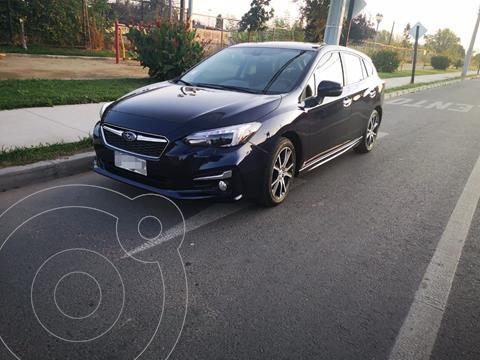 Subaru Impreza 2.0i Limited CVT NAV usado (2020) color Azul precio $18.500.000