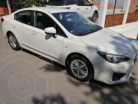 Subaru Impreza 1.6i CVT usado (2017) color Blanco Perla precio $12.500.000