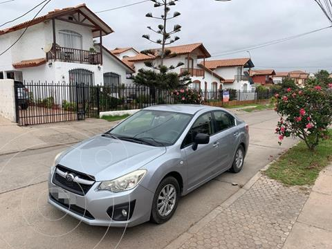 Subaru Impreza 2.0L XS usado (2013) color Plata precio $9.400.000