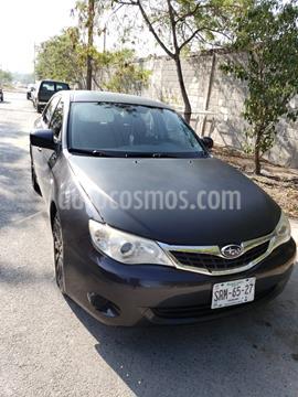 Subaru Impreza 2.0R usado (2009) color Gris Oscuro precio $90,000