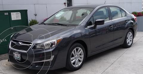 Subaru Impreza 2.0i usado (2016) color Gris precio $249,000