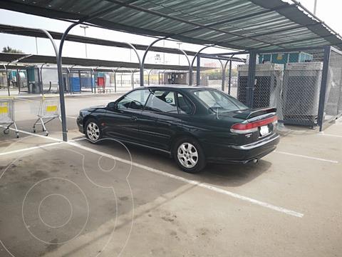 Subaru Legacy Sedan AWD 2.5 GX usado (1998) color Verde precio u$s3,400