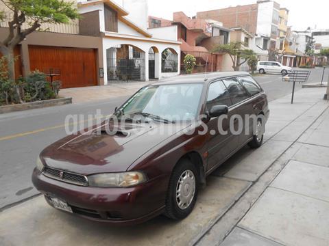 Subaru Legacy Station  2.0 AWD GL  usado (1995) color Rojo precio u$s3,500