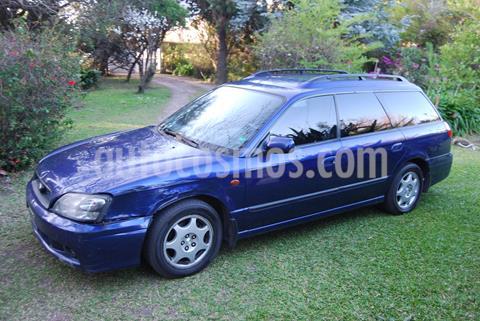 foto Subaru Legacy 2.0 GL usado (2001) color Azul precio $290.000