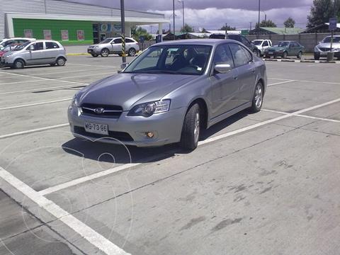 Subaru Legacy  2.0i UA AWD Aut  usado (2006) color Gris precio $4.700.000