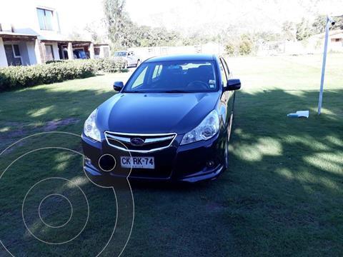 Subaru Legacy  2.0i XS CVT Full Tech usado (2010) color Gris Grafito precio $2.600.000