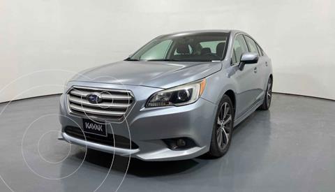 Subaru Legacy 3.6R Limited usado (2015) color Plata precio $247,999