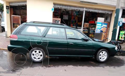 Subaru Legacy  2.0L XS CVT Touring Wagon usado (1998) color Verde Sage precio u$s2,900