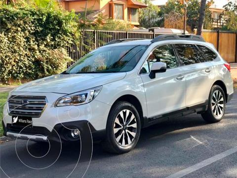 Subaru Outback 2.5i Dynamic usado (2015) color Blanco precio $16.790.000