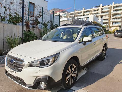 Subaru Outback 2.5i CVT Limited usado (2018) color Blanco precio $23.700.000