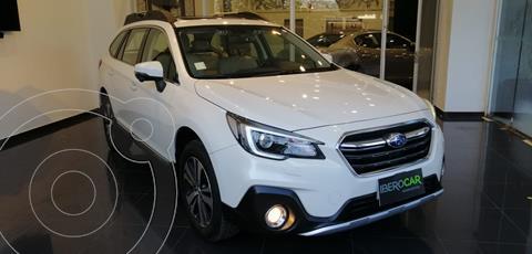 Subaru Outback 2.5i CVT Limited usado (2020) color Blanco precio $24.290.000