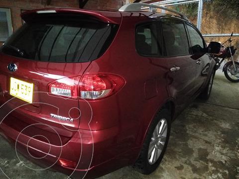 Subaru Tribeca 3.6L Aut usado (2014) color Rojo precio $68.000.000