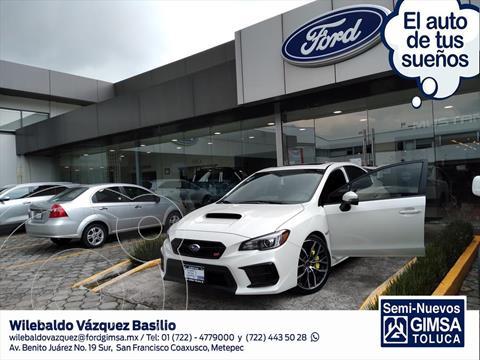 foto Subaru WRX 2.0T MT usado (2020) color Blanco precio $680,000