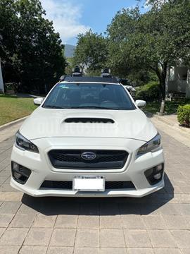 Subaru WRX 2.0L Aut usado (2017) color Blanco Perla precio $395,000