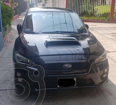Subaru WRX 2.0 AWD usado (2015) color Negro precio u$s19,500
