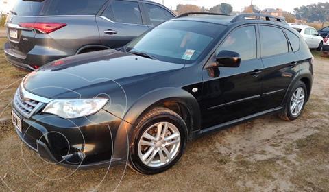 Subaru XV 2.0i AWD usado (2012) color Negro Cristal precio $1.500.000