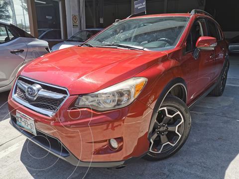 Subaru XV 2.0i Sport usado (2014) color Rojo Obscuro precio $205,000