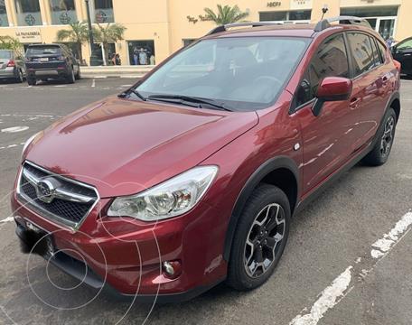 Subaru XV 2.0L Aut usado (2014) color Rojo precio u$s15,000