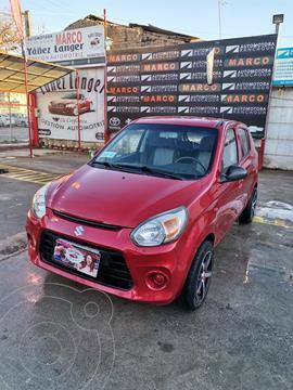Suzuki Alto 800 0.8L DLX 2AB AC usado (2018) color Rojo Perla precio $7.000.000